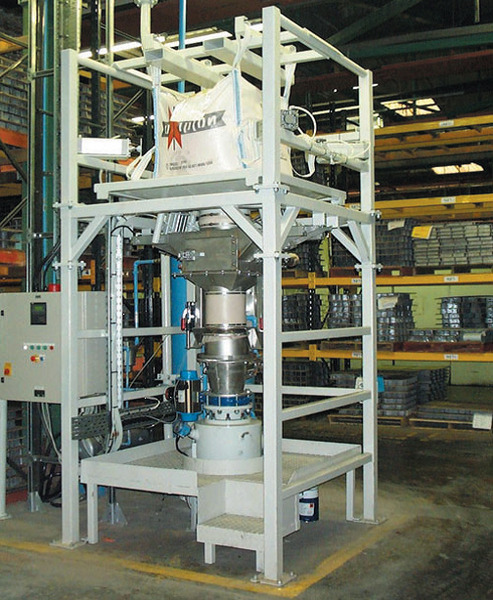 Big bag discharger/FIBC (SVB)