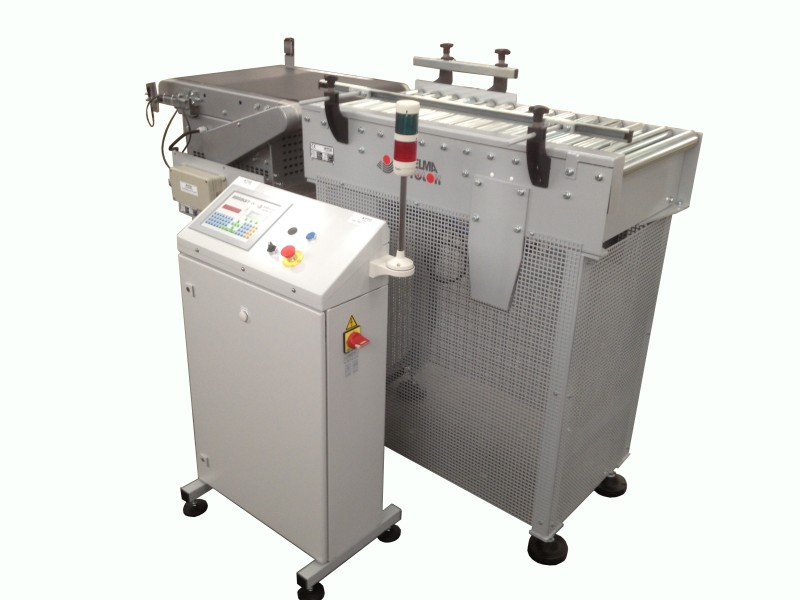 Checkweigher CW1 for boxes